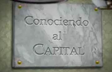 Conociendo al capital